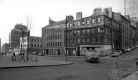 Cathedral Street 1960s