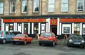 The Horse Shoe Bar Nithsdale Road 2008