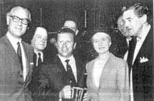 Andrew Dickson, Mrs Pitt and Jimmy Logan
