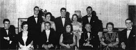 Hugh Gallagher group photo 1963