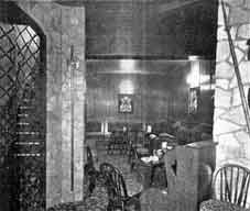 interior of Jacksons Dog House