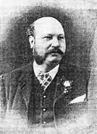 Mr James Crookston