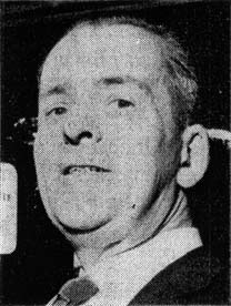 James Rowan Manager of the Horse Shoe Bar 1971