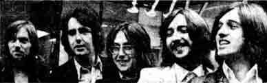 members of the Marmalade group 1971