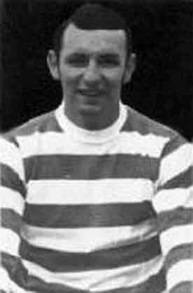 Mr Jim Brogan of Celtic Football Club