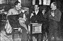Elroy, Jock Mills, George Mills