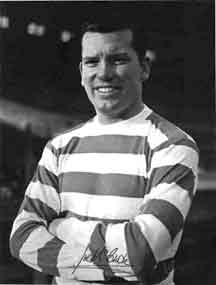 Joe McBride Celtic footballer