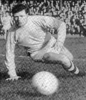John Fallon Celtic Goalkeeper