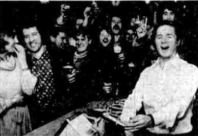 Keenan's Stable Bar 1978