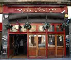 La Fertis Hope Street Glasgow