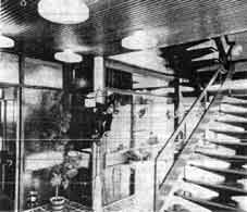 Lanarkshire House stairway