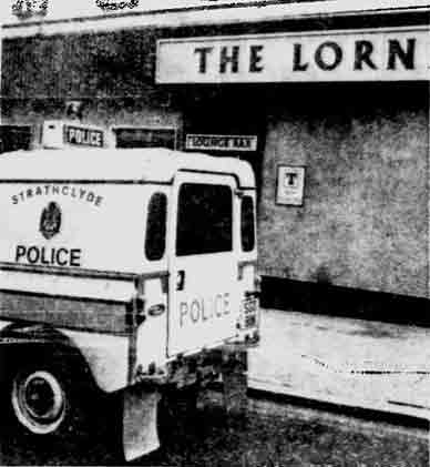 The Lorn Bar Duke Street 1976