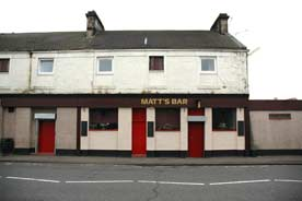 Matt's Bar Blantyre