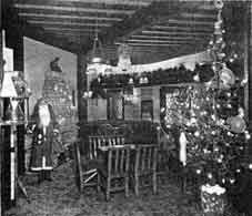 Interior of the Neuk Carmunnock