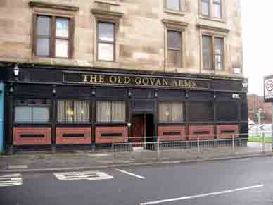 Old Govan Arms 2011