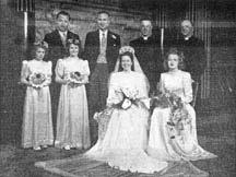 Patrick Strains wedding