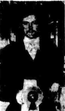 Mr Paul McBeth 1973