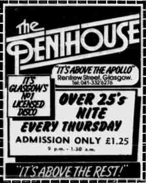 Penthouse advert 1979