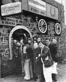 Peter Keenan's Stable Bar