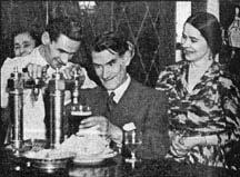 duncan Macrae, Mr Farmer, Mrs Marie Aiken