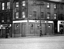 Pittodrie Bar