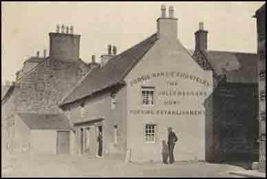 Poosie Nansie's Hostelry