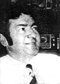 Mr Raymond McCrudden. 1971.