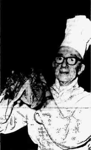 Chef James Murchie