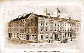 Royal Hotel George Square