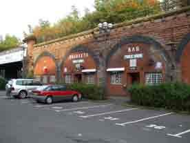 Sharkey's Bar Old Rutherglen Road 2008