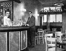 Titwood Bar interior