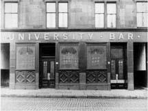 The University Bar Argyle Street
