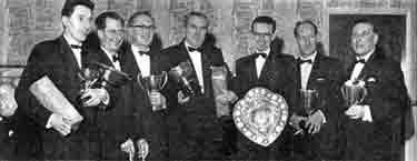 Vintners group photo 1962
