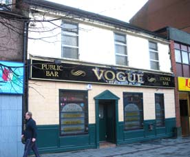 The Voge Bar 2009