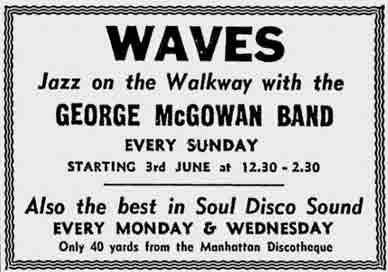 Waves advert 1979