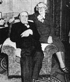 Mr & Mrs W T Doherty