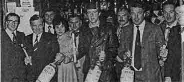 Woodside Bar Coatbridge 1979