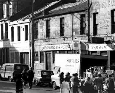 Barrowland Bar 1970s
