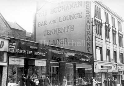 Buchanan Street 1970s