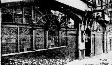 The Bull Inn 1978