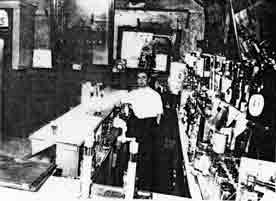 Caughley's Bar interior