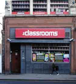Classrooms sauchiehall Street 2008