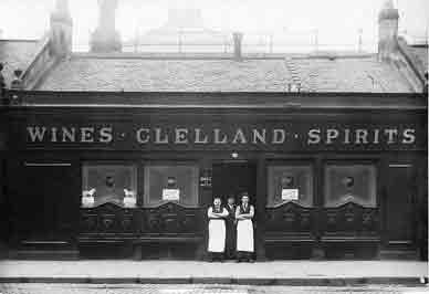 The Clelland Bar 1930s