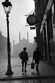 Image of the Clock Bar Bedford Street Gorbals