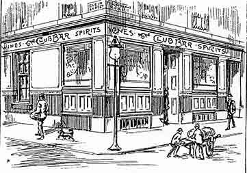 The Club Bar 190 Pollokshaws Road