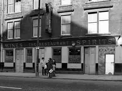 Connolly's Bar Glasgow Road Clydebank
