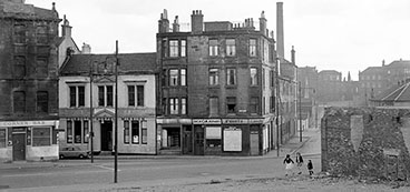 The Corner Bar 1960s.