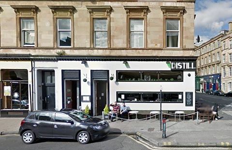 Distill Bar Argyle Street