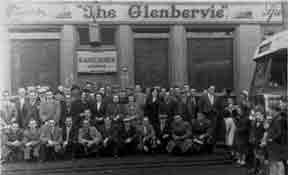 The Glenbervie Bar 185 Gorbals Street