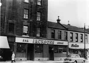 Jackson's Bar Crown Street